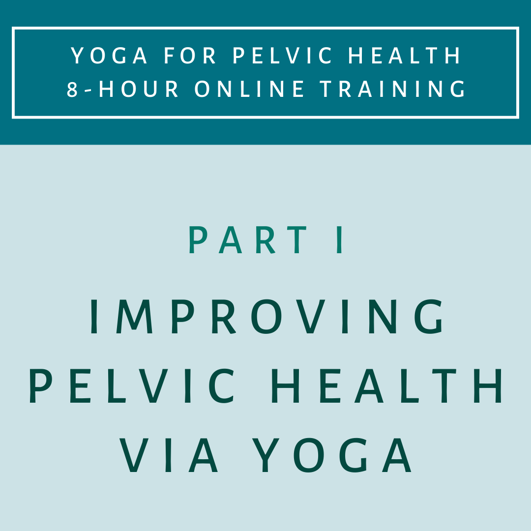 Part 1 - Improving PH via Yoga
