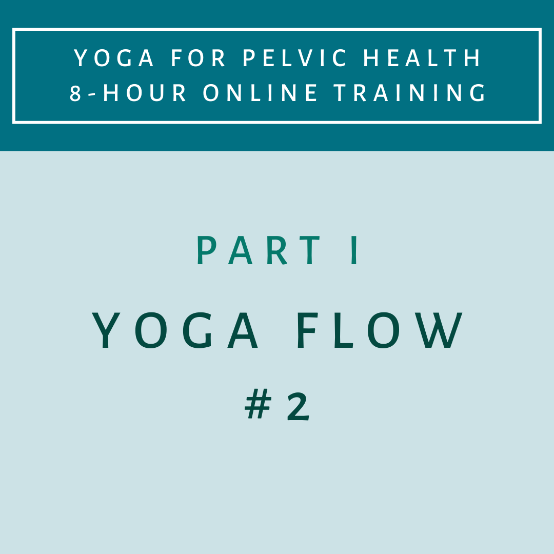 Part 1 - Yoga Flow 2